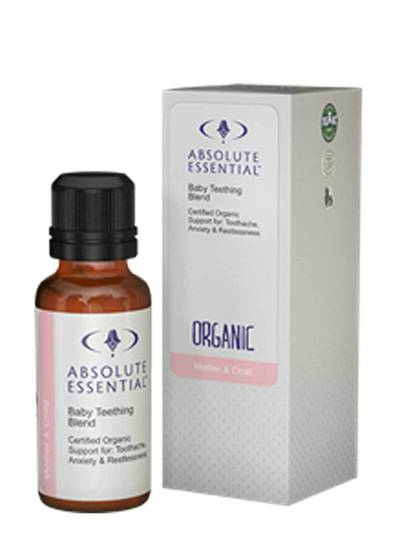 Absolute Essential Baby Teething Blend, 25ml