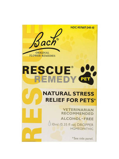 Bach Rescue Remedy for Pets, 10ml