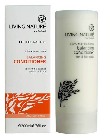 Living Nature Balancing Conditioner, 200ml