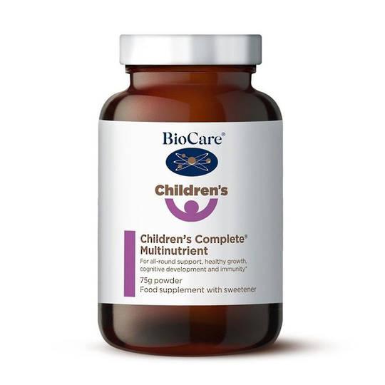 Biocare Children's Complete Complex - Multinutrient, 75g Powder