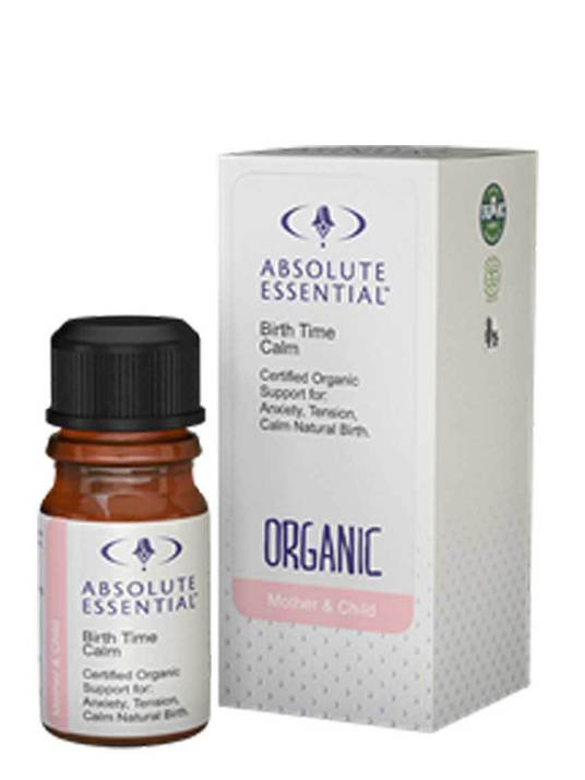 Absolute Essential Organic Birth Time Calm, 5ml