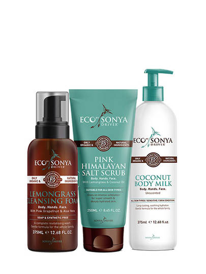 Eco Tan Body Pack