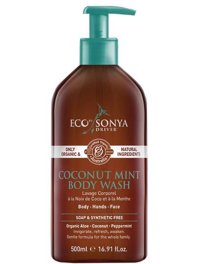 Eco Tan - Eco by Sonya Foaming Body Wash, 375ml