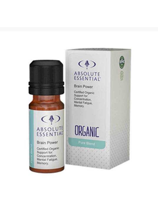Absolute Essential Brain Power, 10ml
