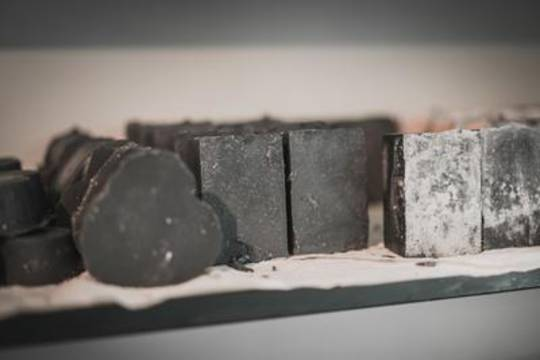 SNS Charcoal Soap Bar