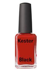 Kester Black Nail Polish Cherry Pie Red, 15ml