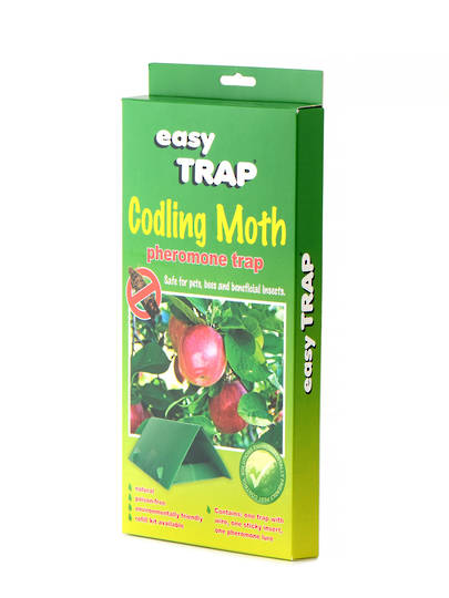 Easy Trap Codling Moth Pheromone Trap or refill kit pads.