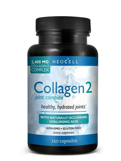 NeoCell Collagen Type 2 Joint Complex, 120 Capsules