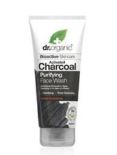 Dr. Organic Charcoal Purifying Face Wash, 200ml