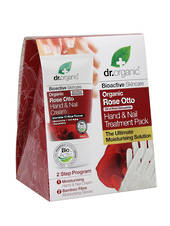 Dr. Organic Rose Otto Hand Cream Gift Pack