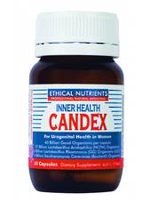 Ethical Nutrients Inner Health Candex, 30 Capsules