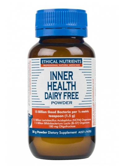 Ethical Nutrients Inner Health Plus Dairy Free Powder, 90g