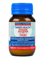 Ethical Nutrients Inner Health Immune Booster for Kids Powder, 60g & 120g