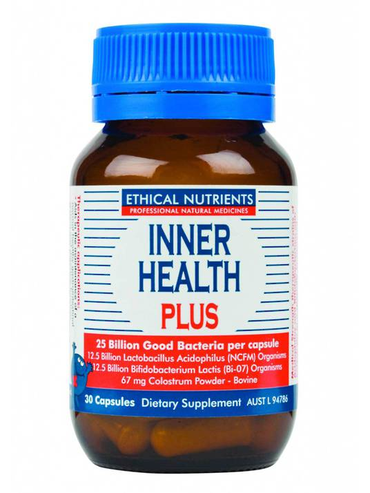 Ethical Nutrients Inner Health Plus, 30 capsules