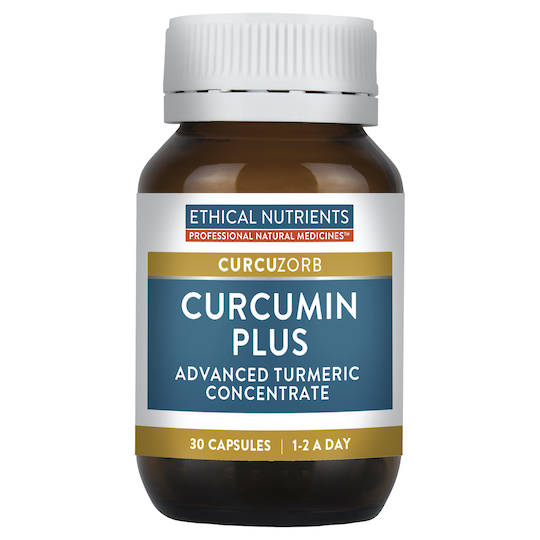 Ethical Nutrients Curcuzorb Curcumin Plus, 30 Capsules