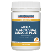 Ethical Nutrients, Megazorb Mega Magnesium Muscle Plus, 135g Powder