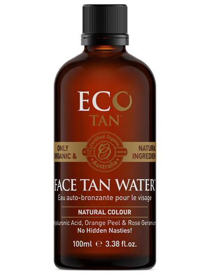Eco Tan Face Tan Water, 100ml