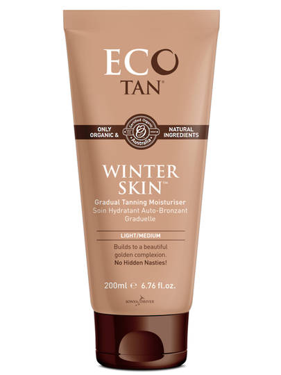 Eco Tan Organic Winter Skin, 200ml