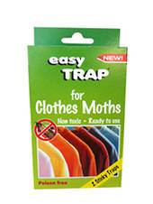 Easy Trap Clothes Moth Sticky Trap