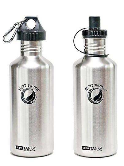 ECOtanka Supa Tanka 1.2L (FREE Grey Kooler Cover just request when ordering)