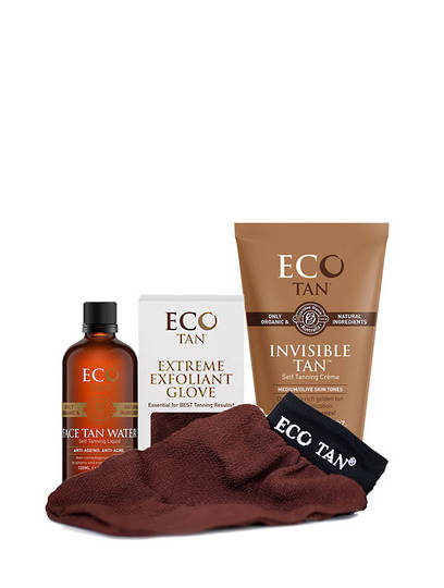 Eco Tan Glow Pack