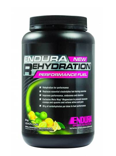 Endura Rehydration Performance Fuel, 800g or 2kg