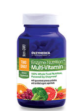 Enzymedica Enzyme Nutrition Multi-vitamin Two Daily