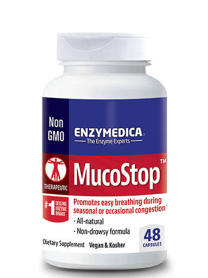 Enzymedica Muco Stop