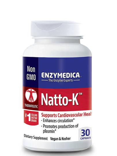 Enzymedica Natto-K, 90 caps