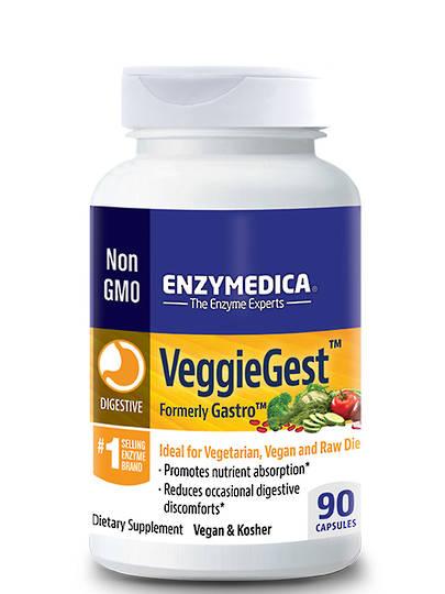 Enzymedica VeggieGest