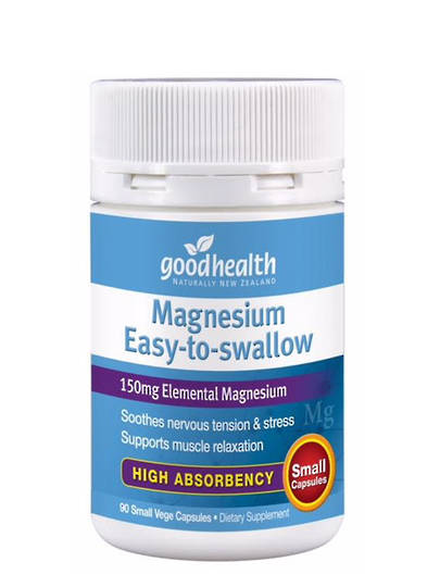 Good Health Magnesium Easy-to-swallow, 90 Capsules