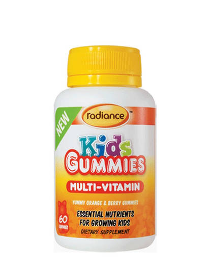 Radiance Kids Gummies Multi Vitamin, 60,