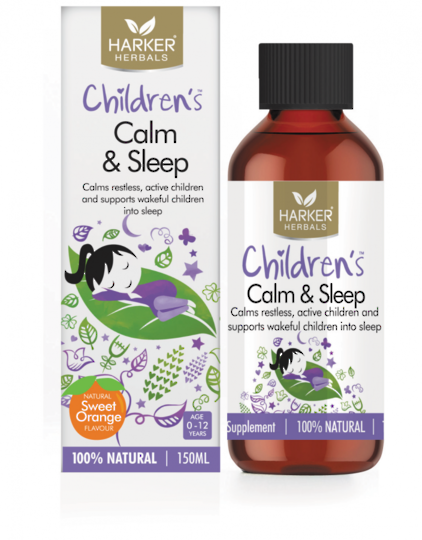 Harker Herbals Children's Calm and Sleep, 150ml