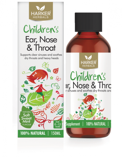 Harker Herbals Children's Ear, Nose and Throat, 150ml