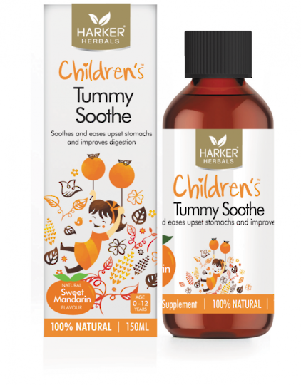 Harker Herbals Children's Tummy Soothe, 150ml