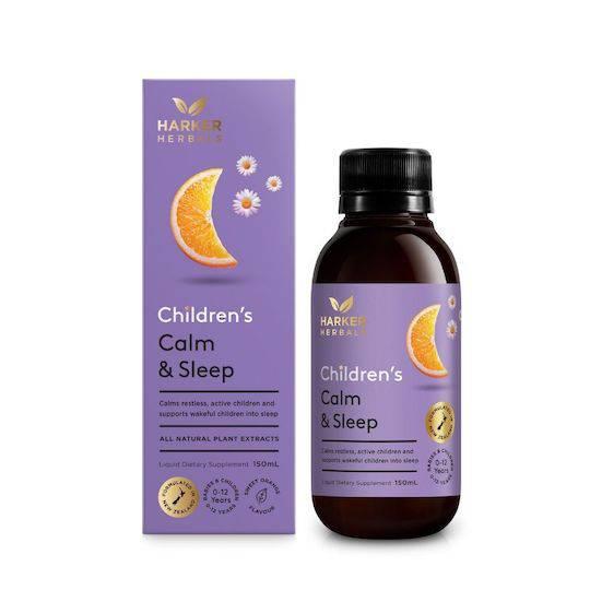 Harker Herbals Children's Calm and Sleep, 150ml