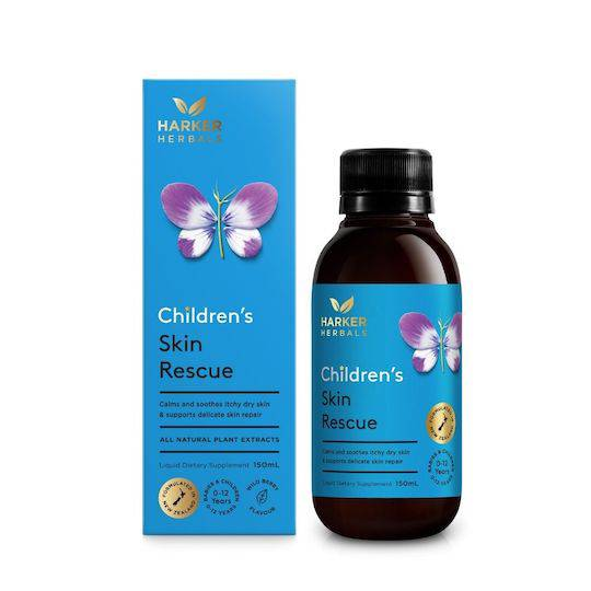 Harker Herbals Children's Skin Rescue, 150ml