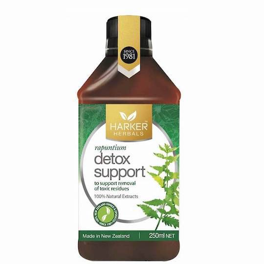 Harker Herbals Detox Support, 250ml or 500ml