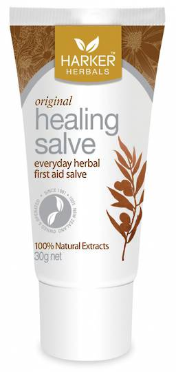 Harker Herbals Healing Salve (Formula 900), 30g (Available Next Week for Despatch)