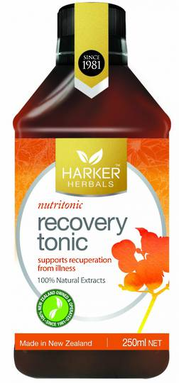 Harker Herbals Recovery Tonic, 500ml (best before 7/21)