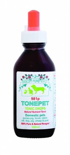 Harker Herbals Pets Tonic (Formula 981P), 100ml or 200ml