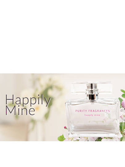 Purity Fragrances - Happily Mine, 9ml or 50ml