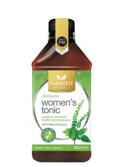 Harker Herbals Women's Tonic (Formula 887), 250ml and 500ml