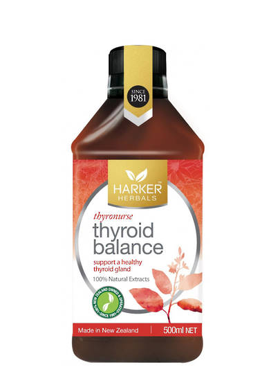 Harker Herbals Thyroid Balance (782)  250ml LAST ONE!