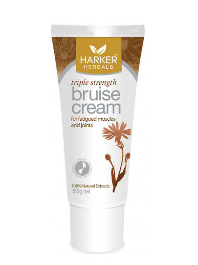 Harker Herbals Bruise Cream (1025), 100g or 500g tub