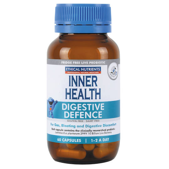 Inner Health Digestive Defence, 60 caps
