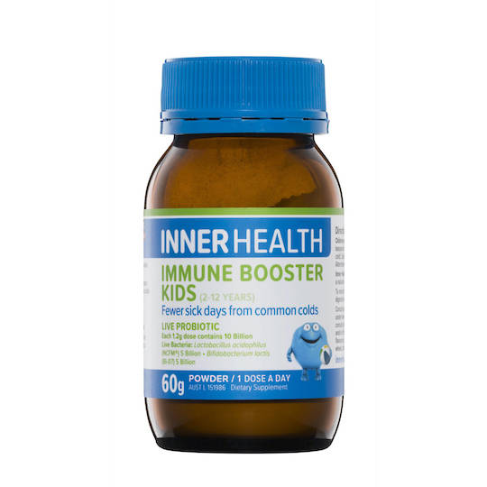 Inner Health Immune Booster for Kids Powder, 60g & 120g