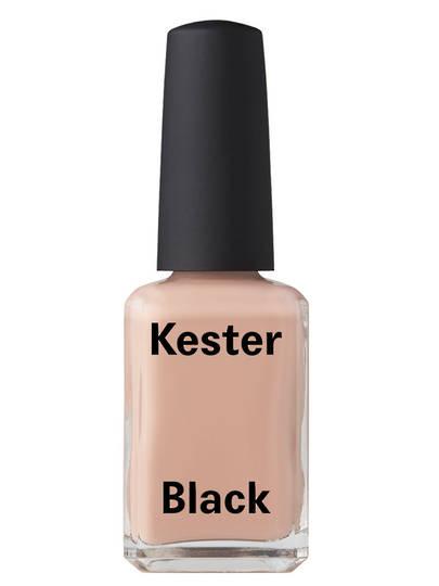 Kester Black Nail Polish In the Buff - Nude, 15ml
