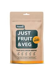 NuZest Just Fruit & Veg, 250g pouch, choice of flavours
