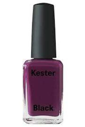 Kester Black Nail Polish Poppy, 15ml